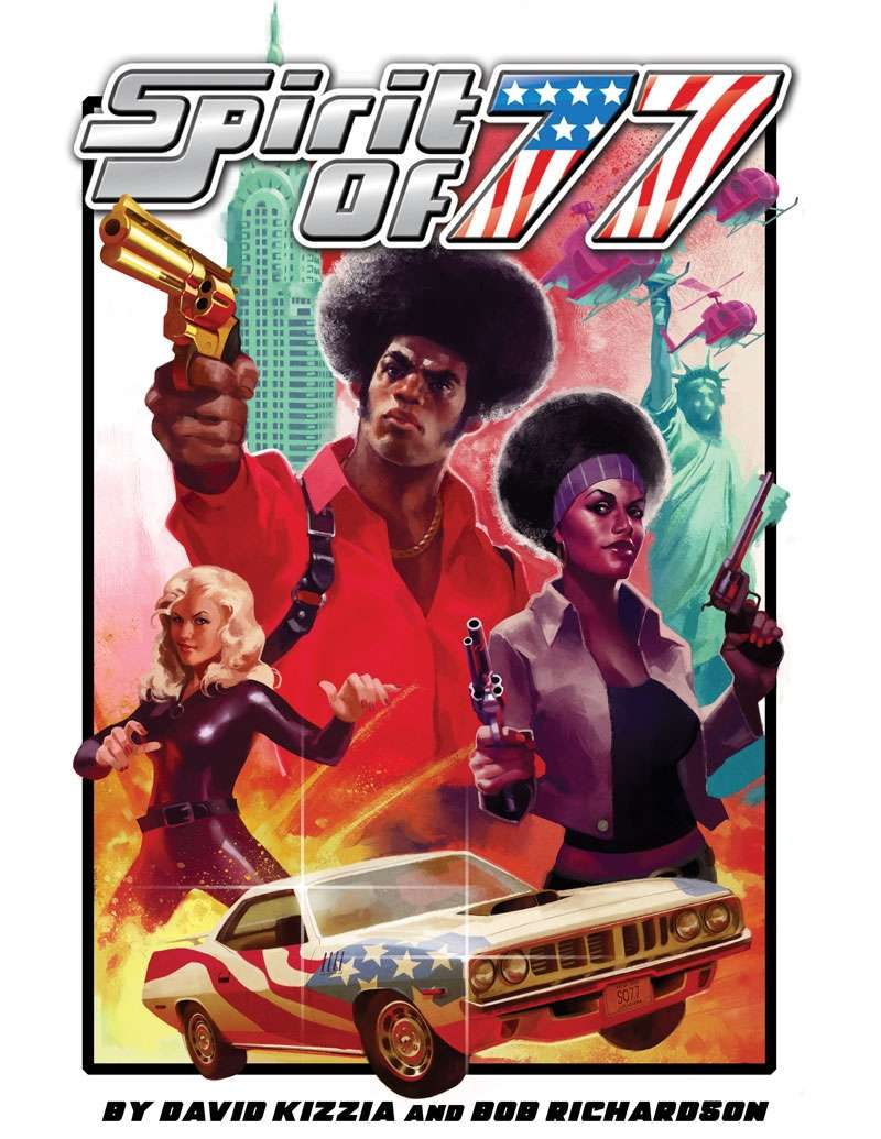 Spirit of 77 Core Rulebook