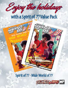 Spirit of 77 Value Pack [BUNDLE]