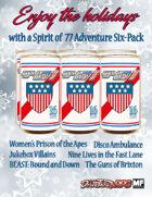 Spirit of 77 Adventure Six Pack [BUNDLE]
