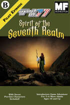 """Pilot: """"Spirit of the Seventh Realm - The Once, Twice and Future King"""""""""""