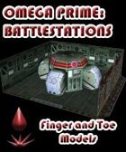 Omega Prime: Battlestations