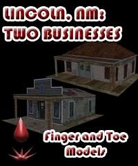 Lincoln, NM: Two Businesses