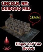 Lincoln, NM: Ruidoso Mill