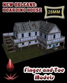 New Orleans Boarding House