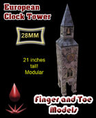 European Clock Tower