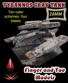 Tyrannos Grav Tank