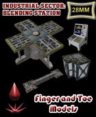 Industrial Sector: Blending Station