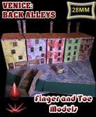Venice: Back Alleys