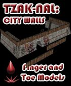 Tzak-Nal City Walls