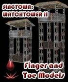 Slagtown: Watchtower II