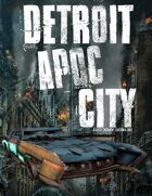 Detroit Apoc City
