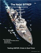 Naval SITREP #20 (April 2001)