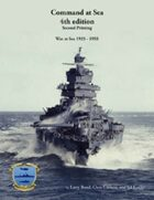 Command at Sea, 4th edition, 2nd printing