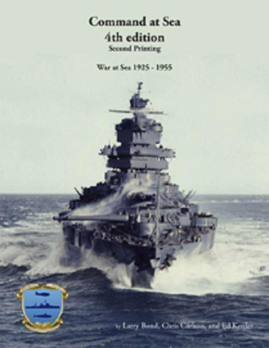 Command at Sea, 4th edition, 2nd printing