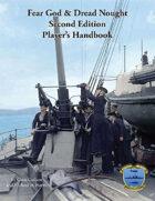 Fear God & Dread Nought 2nd Edition Player's Handbook