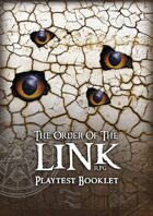 Order of the Link Playtest Booklet