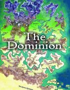 Dominion Map Poster