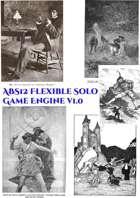 ABS12 Flexible Solo Game Engine v 1.0