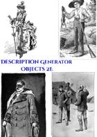Description Generator: Objects 2e