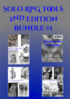Solo RPG Tools 2e #1 [BUNDLE]