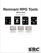 Remnant RPG Tools, All-in-One