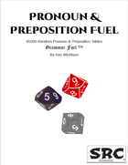 Pronoun & Preposition Fuel