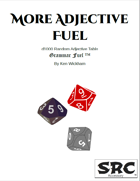 More Adjective Fuel