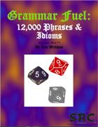 Grammar Fuel: 12,000 Phrases & Idioms
