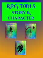 RPG Tools: Story & Character [BUNDLE]