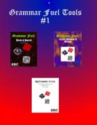 Grammar Fuel Tools 1 [BUNDLE]
