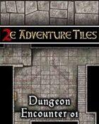 2e Adventure Tiles: Dungeon Encounter 01