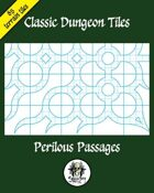 Classic Dungeon Tiles: Perilous Passages