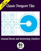 Classic Dungeon Tiles: Unusual Rooms and Summoning Chambers