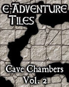 e-Adventure Tiles: Cave Chambers Vol. 2