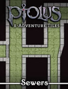 Ptolus e-Adventure Tiles: Sewers