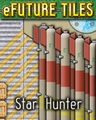 e-Future Tiles: Star Hunter