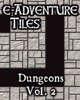 e-Adventure Tiles: Dungeons Vol. 2