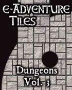 e-Adventure Tiles: Dungeons Vol. 3