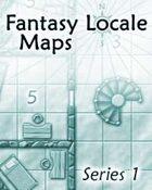 Fantasy Locale Maps: Series 1