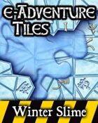 e-Adventure Tiles: Hazards - Winter Slime