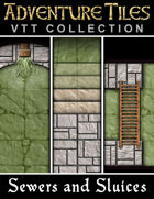 Adventure Tiles VTT Collection: Sewers and Sluices