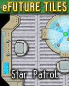 e-Future Tiles: Star Patrol