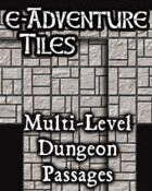 e-Adventure Tiles: Multi-Level Dungeon Passages