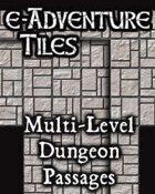 e-Adventure Tiles: Multi-Level Dungeon Passages