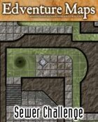 Edventure Maps: Sewer Challenge