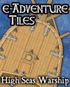 e-Adventure Tiles: High Seas Warship