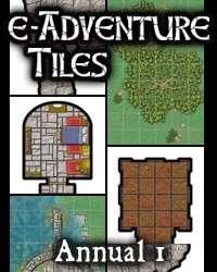 e-Adventure Tiles: Annual 1