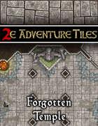 2e Adventure Tiles: Forgotten Temple