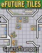 eFuture Tiles: Galactic Transport