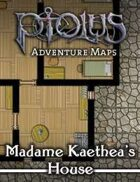 Ptolus Adventure Maps: Madame Kaethea's House